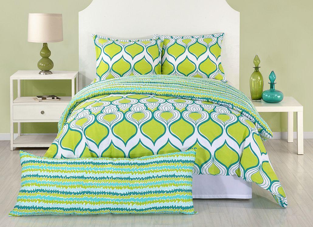Trina Turk Bedding, Geo Drop Comforter Sets - Trina Turk - Bed & Bath - Macy's