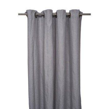 Rideau Pise, souris, l.140 x H.280 cm | Leroy Merlin | Idée HA ...