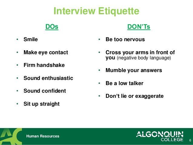 Pin by Johnson Recruitment Agency on Recruiting Pinterest Job - job interview tips