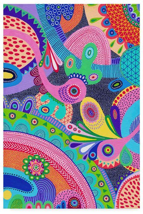 Trademark Global Hello Angel 'Cartwheels' Canvas Art - 30
