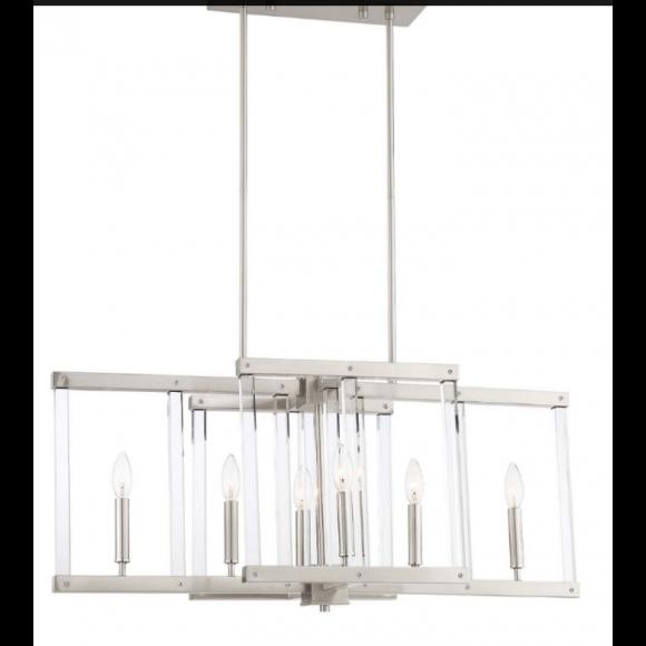 Cd10295 6 Pn Chandelier Modern Chandelier Lantern Pendant