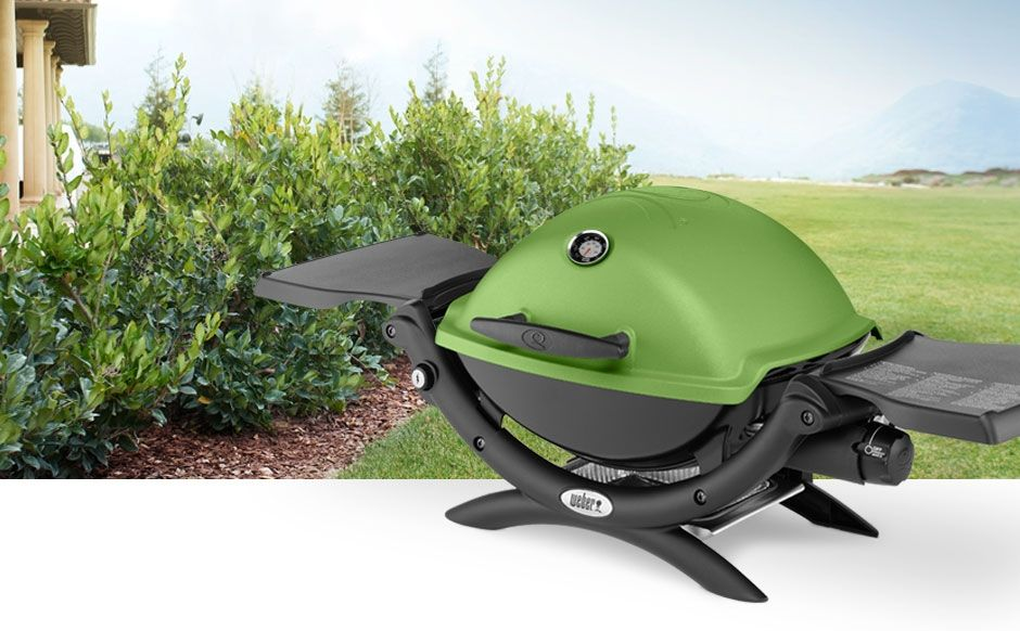 Q 1200 Portable Grill Tabletop To Tailgate Weber Weber Com Amazing Reviews For This And Their Other Portable Gri Portable Grill Gas Grill Portable Grills