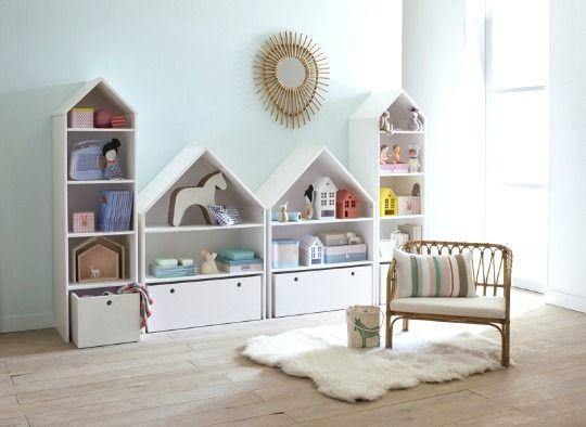 Inspiración muebles infantiles con diseño de casitas | Muebles ...