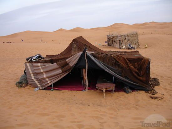 Our Tent in The Desert... by TravelPod Member Salvo ... click to see full size! & 21. Our Tent in The Desert... by TravelPod Member Salvo ... click ...