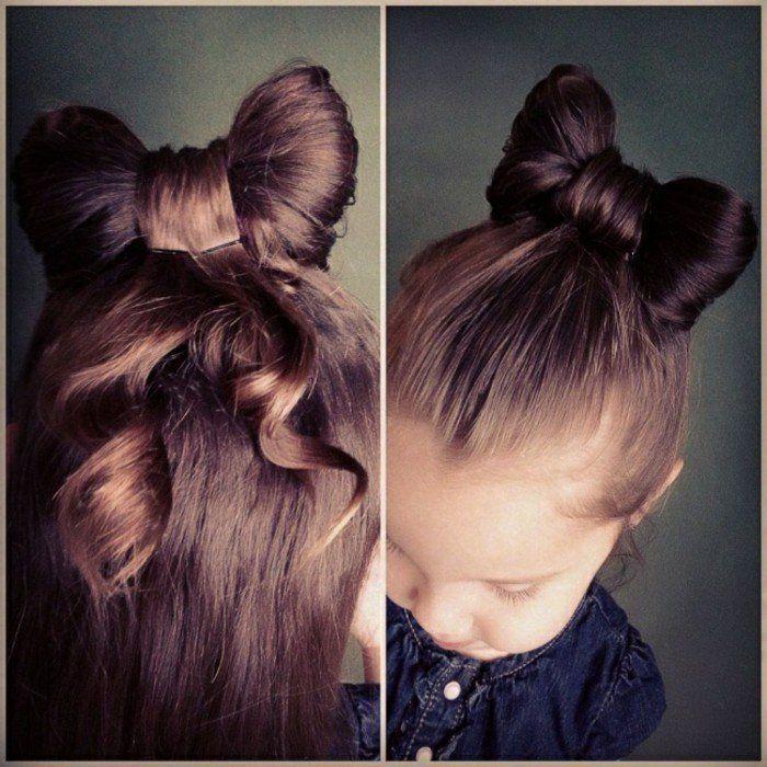 Coiffure Petite Fille 90 Idees Pour Votre Petite Princesse Coiffure Petite Fille Coiffure Mariage Enfant Idees De Coiffures