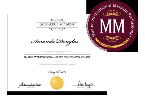 mimp professional master makeup artist certification makeup