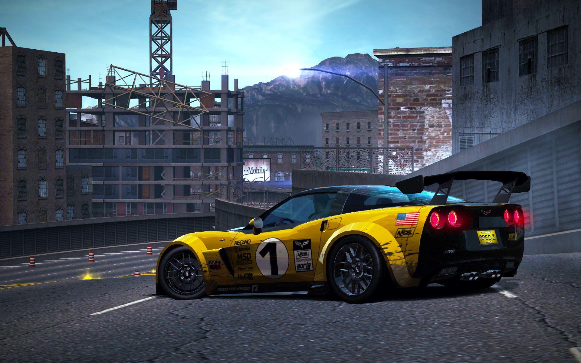 Chevrolet corvette zr1 need for speed world