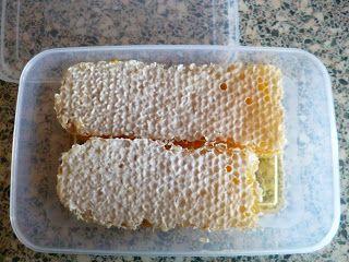 Naturens Apotek : Tavlehonning eller honey comb
