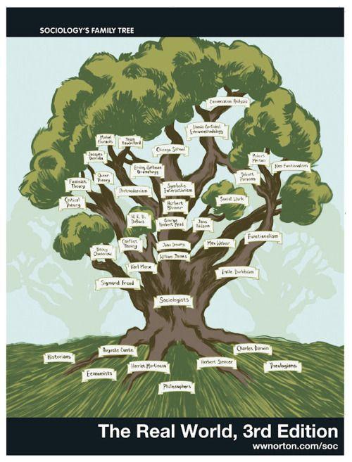 Sociologyu0027s Family Tree