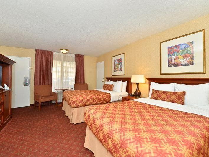 Best Western Plus Anaheim Inn Ca United States