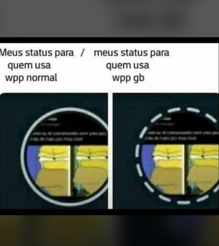 Um Pouco De Raiva De Whatsapp Gb Memes Hilarios Memes Engracados Memes Brasileiros