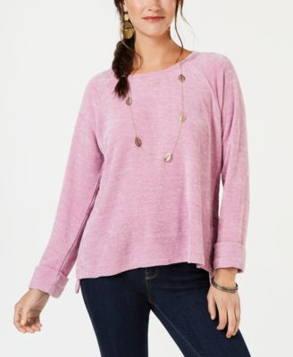 ad8f76ef1c7 Style   Co Chenille Knit Top