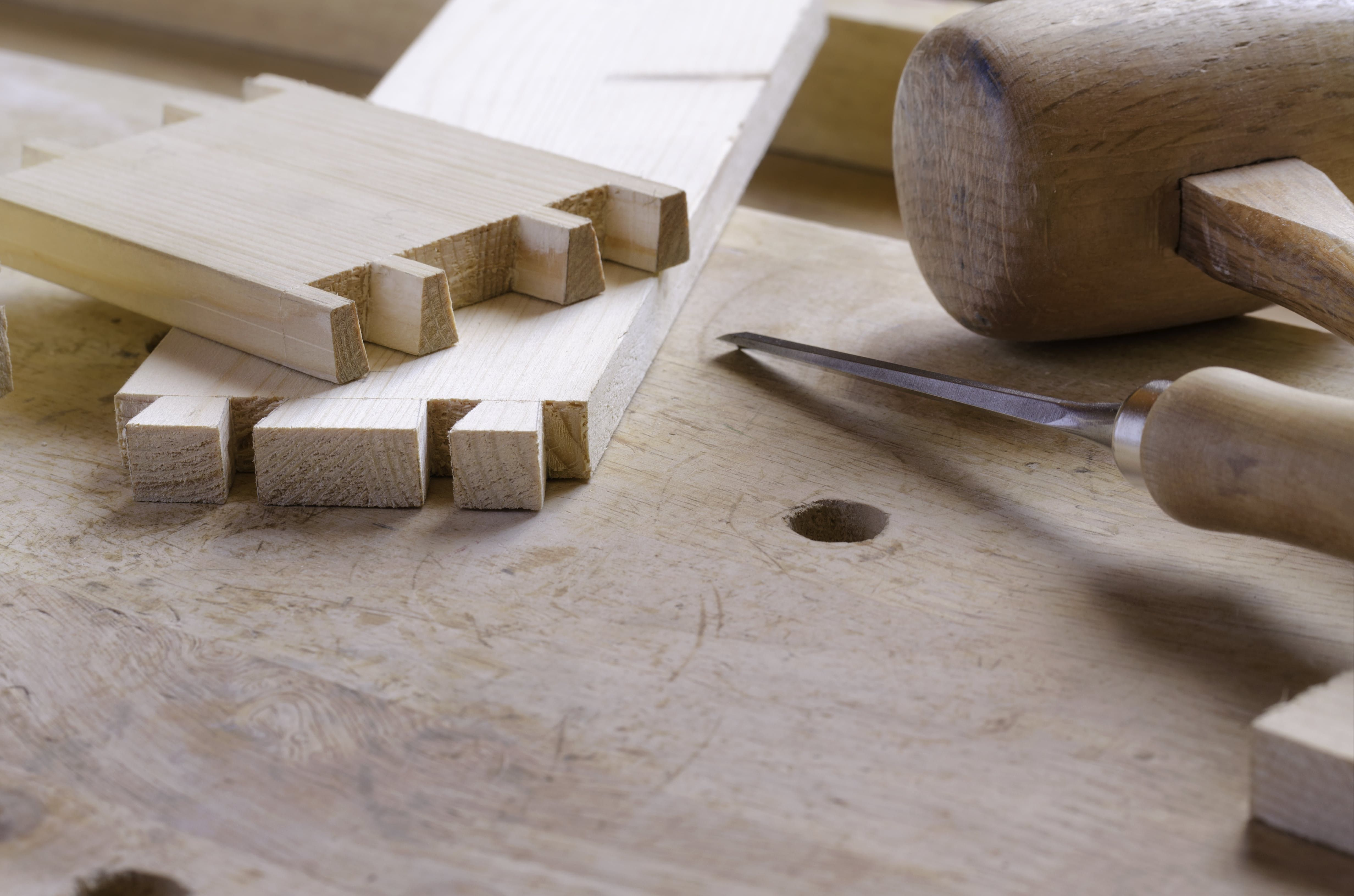 traditional japanese joinery, in gif form | it's all down to