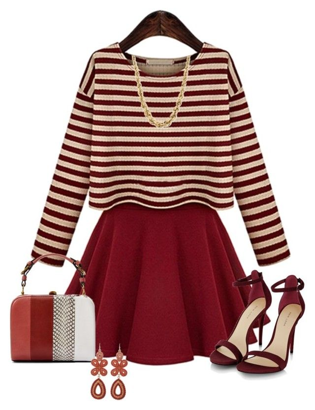"""""""Untitled #2242"""" by jodilambdin ❤ liked on Polyvore featuring Tory Burch"""