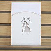 smukke bryllup invitation - sæt af 50 – DKK kr. 150