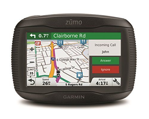 Garmin Zumo 345LM – GPS Moto 4.3 Pouces – Carte Europe de l'Ouest