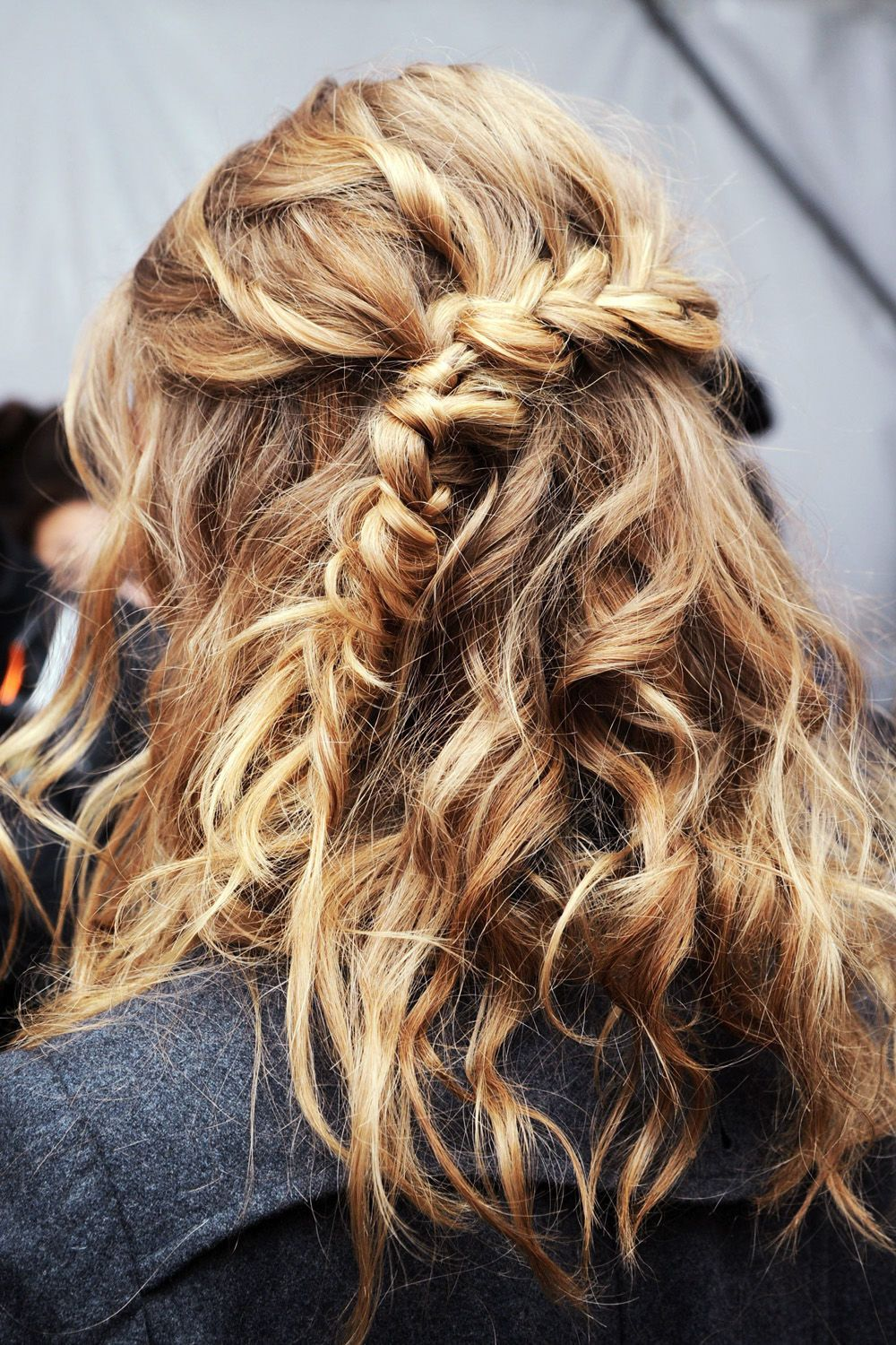 Hair style  Hairstyles  Pinterest  Messy braids Hair style and