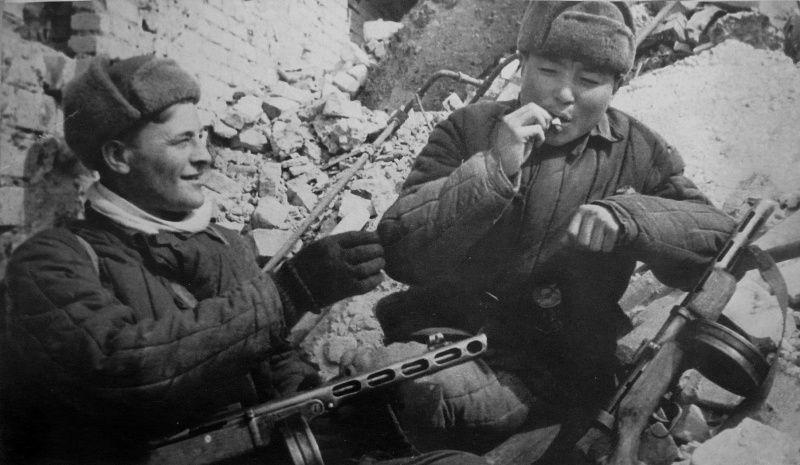 Документальное фото ВОВ 1941-1945 (55 фотографий) | Битва ...