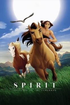 Spirit: Stallion of the Cimarron(2002) Cartoon