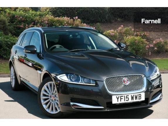 Awesome Jaguar 2017: Used Jaguar XF 2.2D Luxury 5Dr Auto sel ...