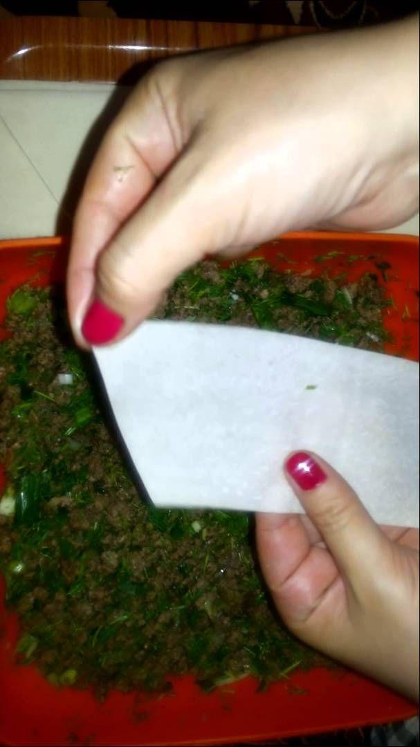 طريقة لف السمبوسة Homemade Recipes Saveur Arabic Food