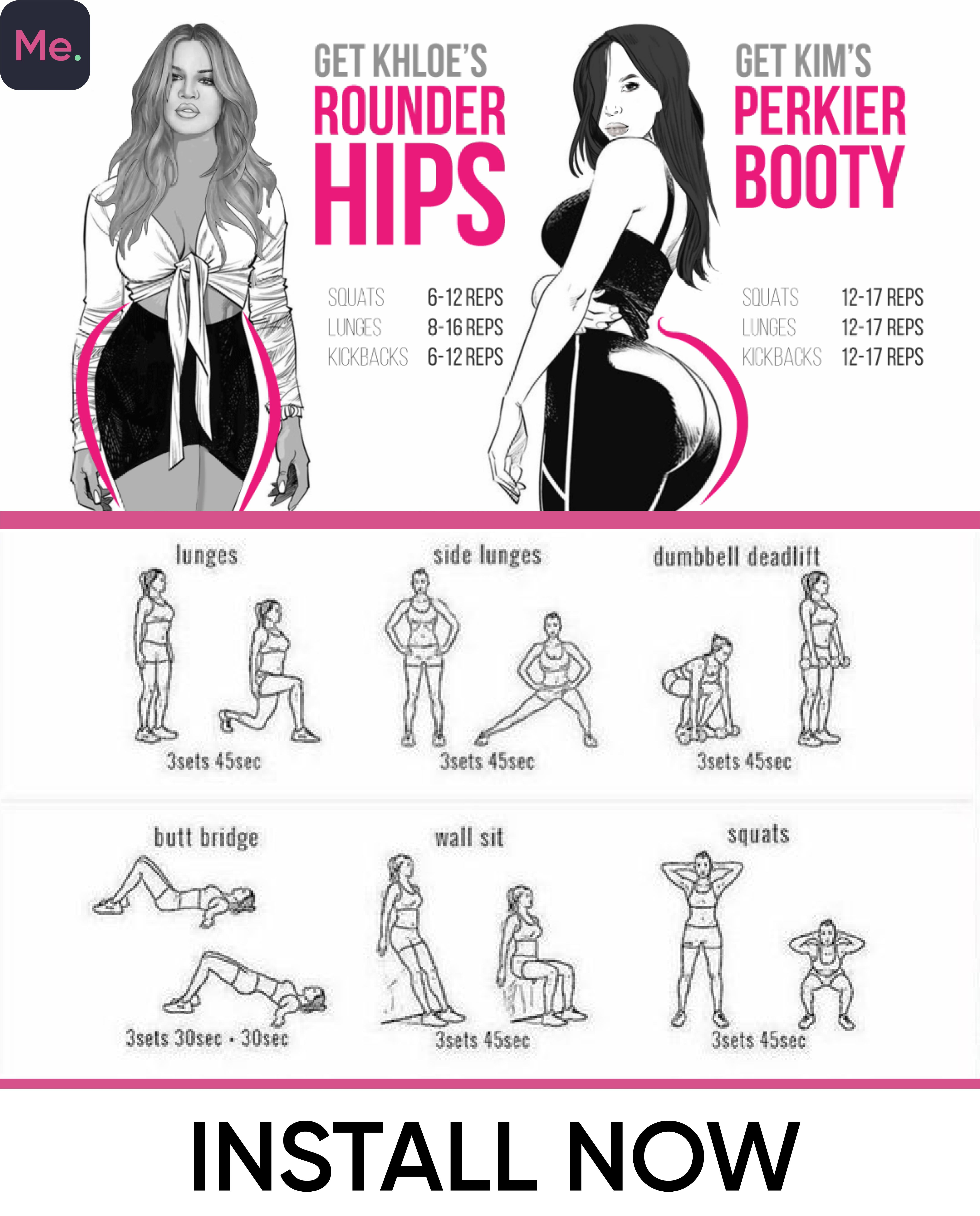 How to Get Rounder Hips and Perkier Butt