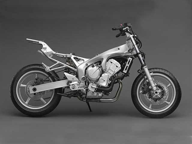 Yamaha  Rdlc Cafe Racer