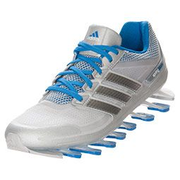 e8a84d88d67a Looks cool to try but all sorts of confused by this shoe. Women s adidas  Springblade