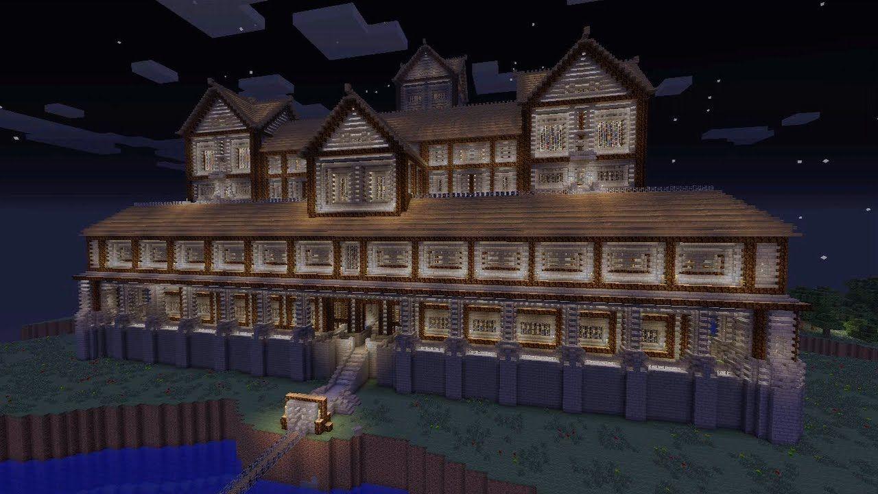 Minecraft Xbox Massive Mansion Minecraft Design 39 S