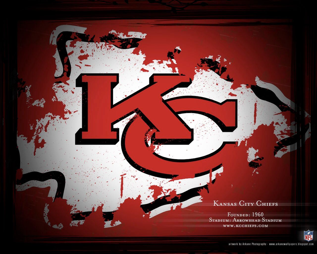 Cool Logo Kansas City Chiefs Chiefs Wallpaper Kansas City Chiefs Logo