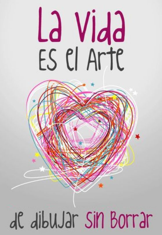 Frases De Amor Corazones Con Frases Pinterest Quotes Life And