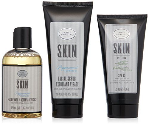 The Art Of Shaving Skin Care Kit 1 Lb Details Can Be Found By Clicking On The Image This Is An Amazon Affilia Skin Care Moisturizer Skin Care Skin Care Kit