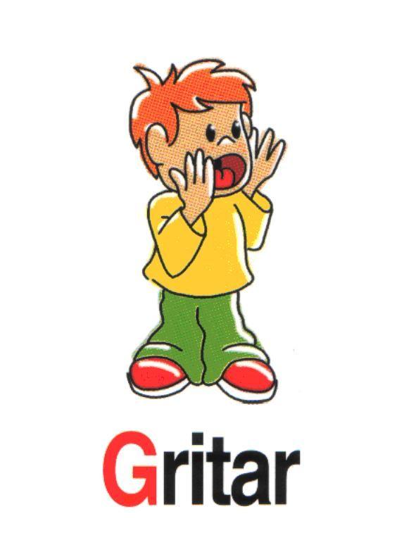 acciones para ninos verbos - Buscar con Google | aprender ...