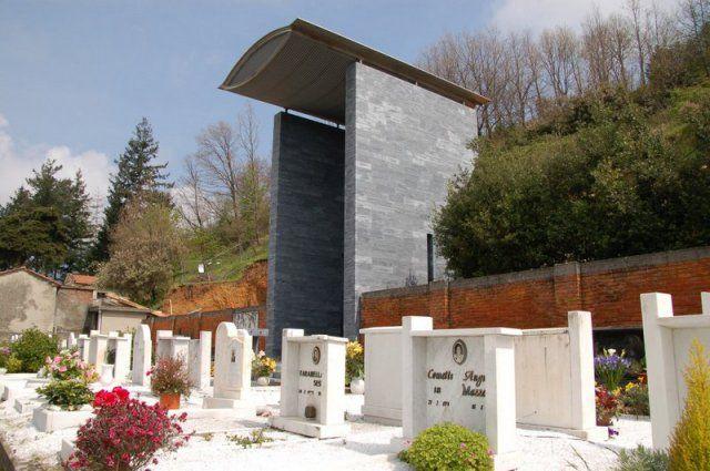Cappella ad Azzano di Seravezza | Mario Botta | Turismo Architettonico
