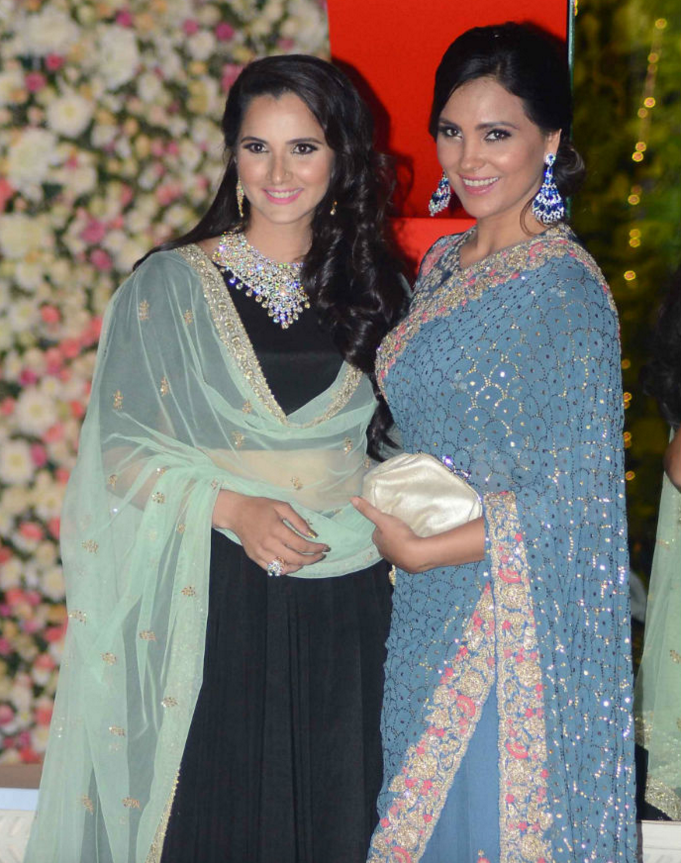 In Pics: Celebs at Mukesh Ambani\'s niece Isheta\'s pre-wedding party ...