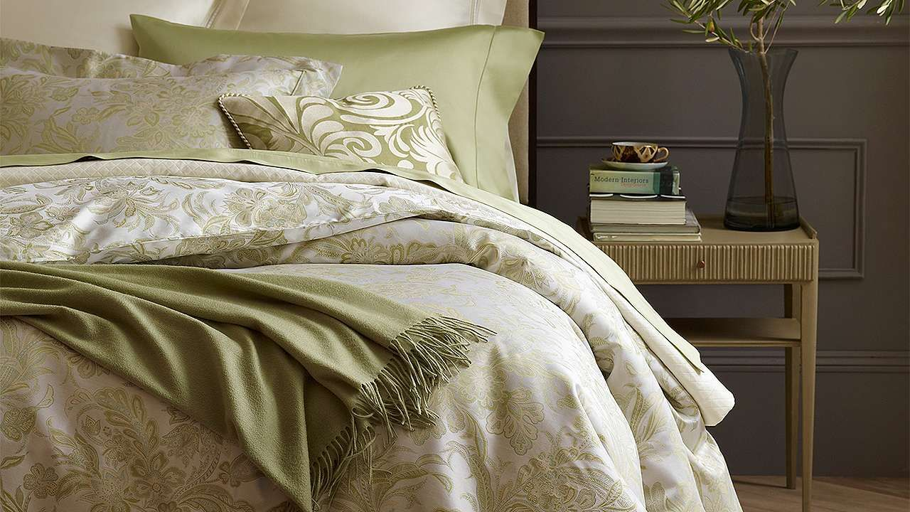 SFERRA Angelico Bedding Collection