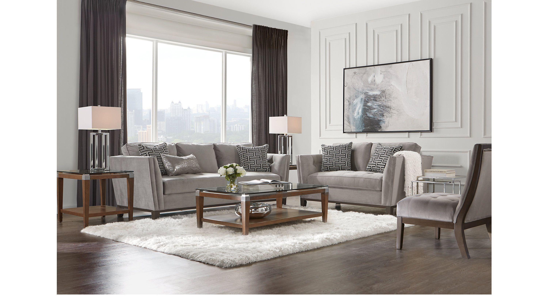 10 Best Plush Living Room Sets