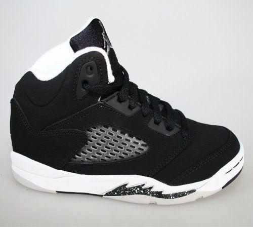 bcf471c69d1 Air Jordan 5 Retro (PS) - Oreo | Shoes <3_<3 | Sneakers nike ...