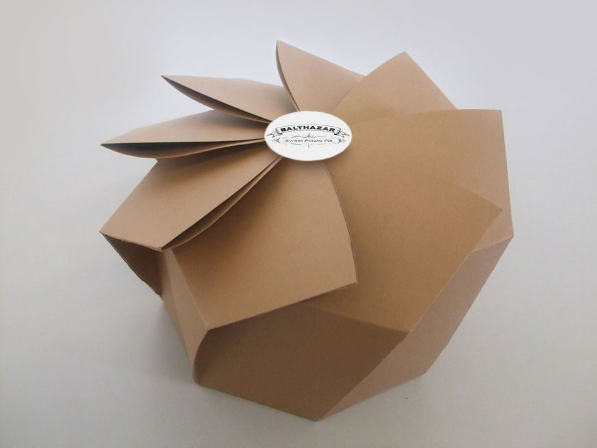 Fmp Brief 5 Chaophraya Origami Influence Packaging Design