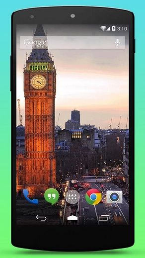 Just Install The App And Set As Your Live Wallpaper You Can Even Adjust