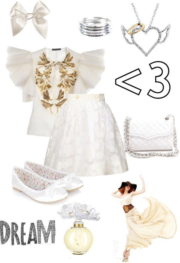 """""""Angels love fashion !!"""" by ioanaantohi ❤ liked on Polyvore"""