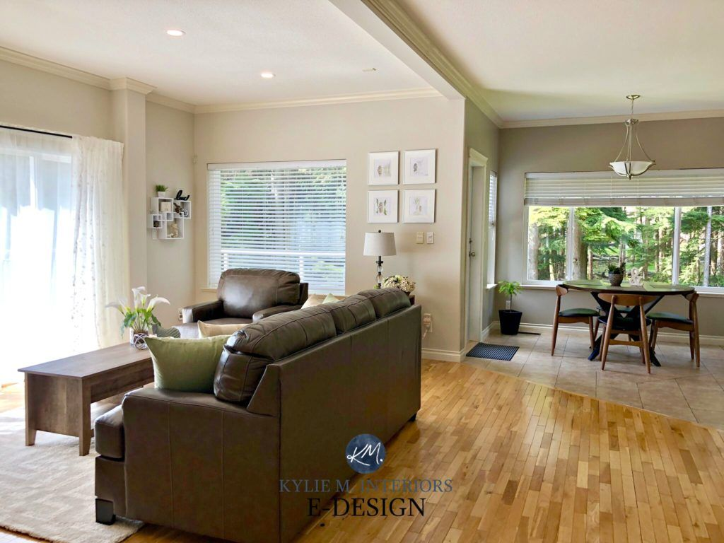 Best An E Design With Edgecomb Gray The Best Greige Paint 400 x 300