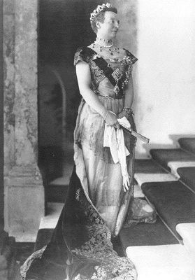 Her Imperial and Royal Highness The Princess of Thurn and Taxis (1870-1955) née  Her Imperial and Royal Highness Archduchess Margarethe Klementine of Austria