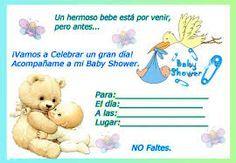 Invitaciones Para Editar E Imprimir Gratis De Baby Shower