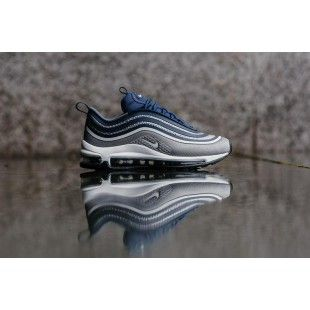 sports shoes 8ba37 ae59f Chaussure Nike Air Max 97 Ultra GS Carbone Blanc Barely Rose Marine Boutique