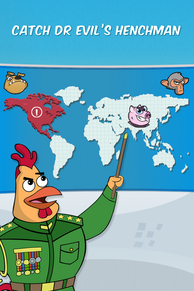 Tiny Countries Geography games, Educational apps for