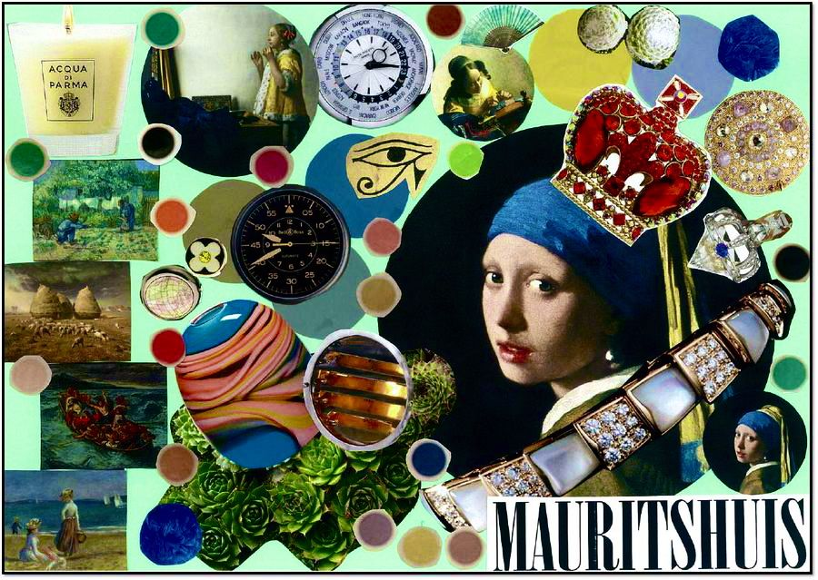 Theme: History and Virtue Inspiration: Girl with a Pearl Earring