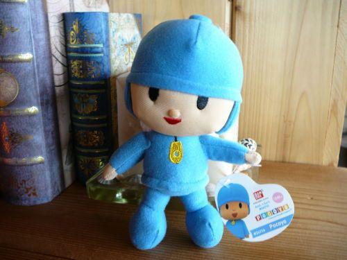 "Plush Adorable Pocoyo 6"" Tall US Seller Free Shipping   eBay"