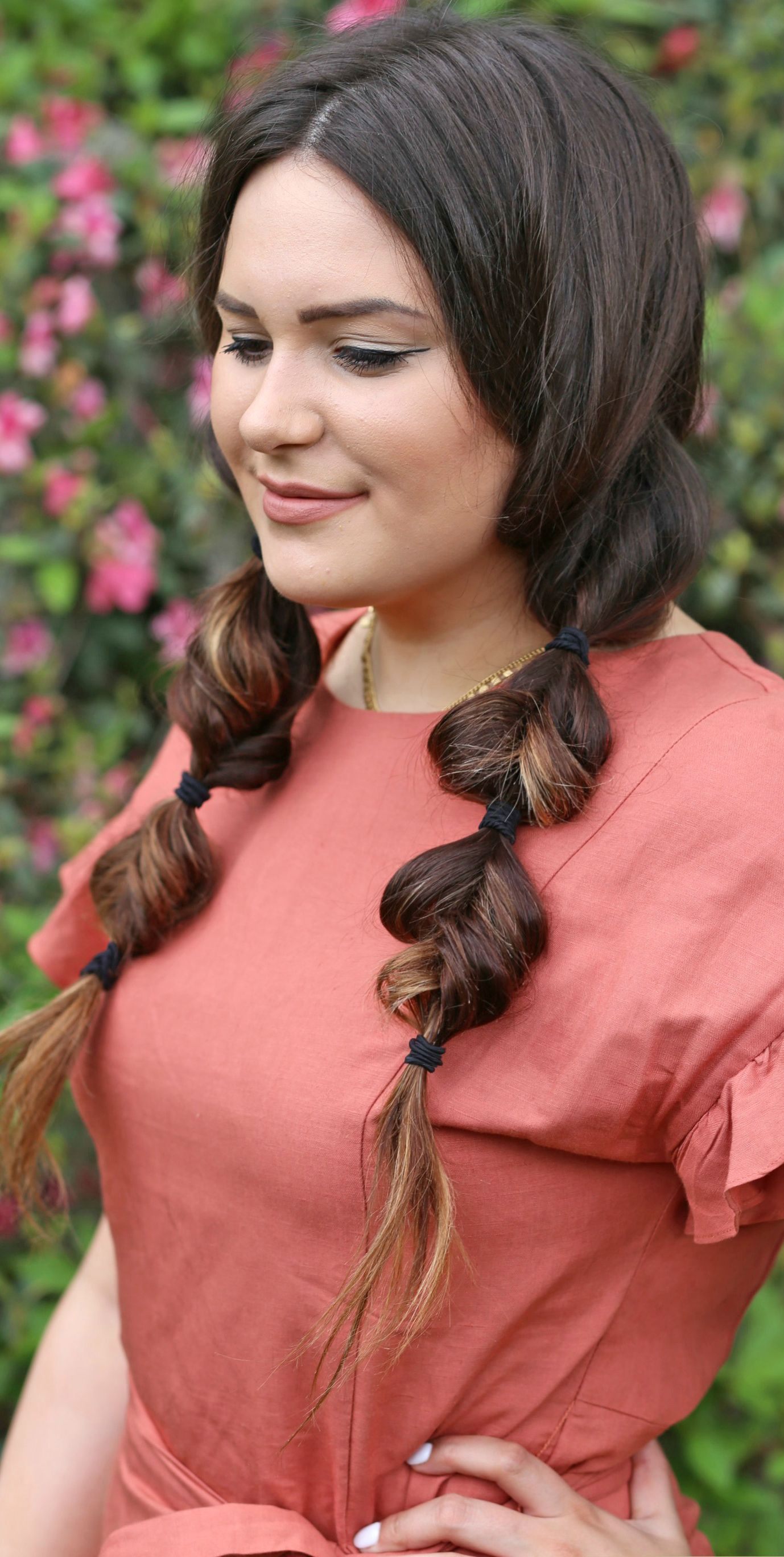 So easy to recreate beauty and fashion blogger michelle kehoe of