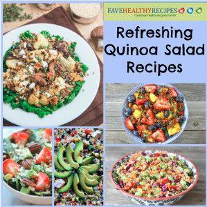 14 Refreshing Quinoa Salad Recipes